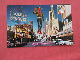 Fremont Street  Las Vegas Nevada   ==ref 2933 - Las Vegas