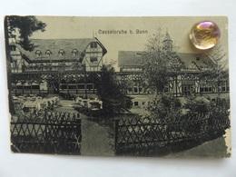 Casselsruhe Bei Bonn, Hotel Casselsruhe, Bes. Jean Kessel, 1912 - Bonn