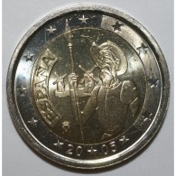 ESPAGNE - 2 EURO 2005 - DON QUICHOTTE - SUP/FDC - Spagna