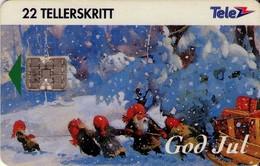 TARJETA TELEFONICA DE NORUEGA. N-41 (052) - Norway