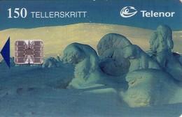 TARJETA TELEFONICA DE NORUEGA. N-85 (055) - Noruega