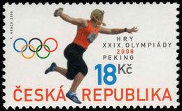 Czech Republic 2008 Olympics Unmounted Mint. - Ungebraucht