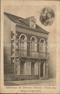 12566862 Lisieux Geburtshaus Der Schwester Theresia Vom Kinde Jesu Theresia Mit - Lisieux