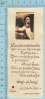 Signet Reliquaire - Ste Thérèse D'Avila, Carmelitas Descvalzas - Religion & Esotericism