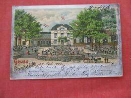 Aachen Aachen Ronheide   Stamp & Cancel=ref 2933 - Germany