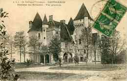 CASTELNAUD - Château Des Milandes -Vue Générale (date 1917) - France