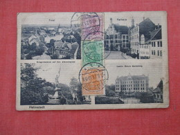 Helmstedt   Stamp & Cancel=ref 2933 - Germany