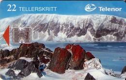 TARJETA TELEFONICA DE NORUEGA. N-71 (056) - Norway