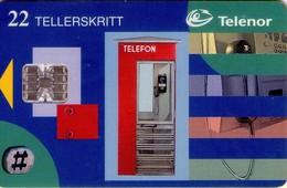 TARJETA TELEFONICA DE NORUEGA. N-100 (058) - Noruega