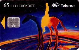 TARJETA TELEFONICA DE NORUEGA. N-80 (059) - Norway