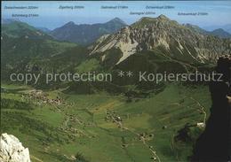 72579510 Malbun Panorama Ab Augstenberg Alpen Triesenberg Liechtenstein - Liechtenstein
