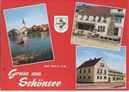 Schönsee- Bei Schwandorf - Oberpfälzer Wald - Mehrbild (3)    - (wz-dos-1187) - Schwandorf