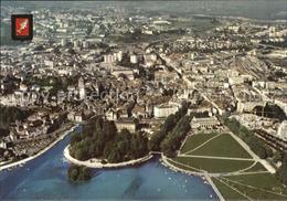 12579615 Annecy Haute-Savoie Vue Aerienne Lac Annecy - France
