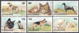PHILLIPINES    SCOTT NO . 1425-30     USED     YEAR  1979 - Philippines