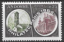 ANDORRE FRAN9AIS  1964 - N° YT  171 Neuf ** -  Philatec - French Andorra