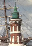 72446162 Leuchtturm Lighthouse Segelschiff Gebaeude - Buildings & Architecture
