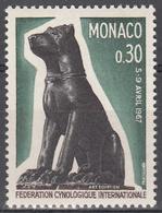 MONACO     SCOTT NO . 662    MNH     YEAR  1967 - Monaco