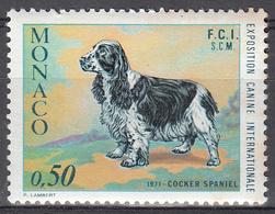 MONACO     SCOTT NO . 810    MNH     YEAR  1971 - Monaco