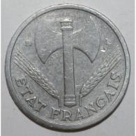GADOURY 471 - 1 FRANC 1944 B TYPE BAZOR ALU - TB+ - KM 902.2 - France