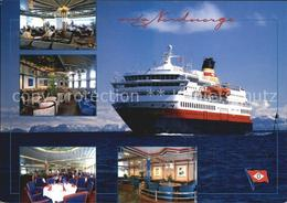 72505240 Faehre M/S Nordnorge Schiffe - Ships