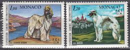 MONACO     SCOTT NO . 1126-27    MNH     YEAR  1978 - Monaco
