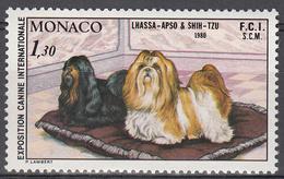 MONACO     SCOTT NO . 1235    MNH     YEAR  1980 - Unused Stamps