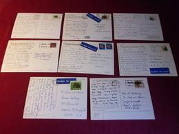 LOT DE 9 CARTES   POSTALES  DU CANADA DE VANCOUVER - Cartes Postales