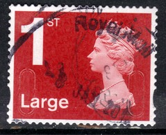 GB 2016 QE2 1st Dark Red Security Machin ( MFIL ) SG U2976 ( R552 ) - 1952-.... (Elizabeth II)