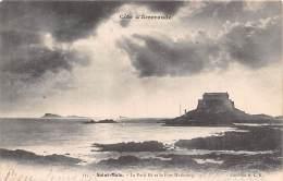 SAINT MALO Le Petit Be Et Le Fort Harbourg 12(scan Recto-verso) MA1789 - Saint Malo