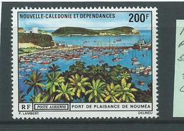 New Caledonia 1971 Port Plaissance 200 F Single MNH - Ongebruikt