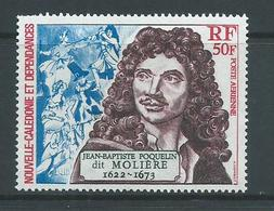 New Caledonia 1973 Moliere 50 F Single MNH, Couple Nibbed Perfs - Ongebruikt
