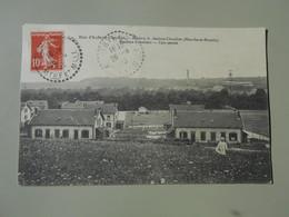 MEURTHE ET MOSELLE MINE D'ANDERNY CHEVILLON MAISONS D'OUVRIERS - Autres Communes