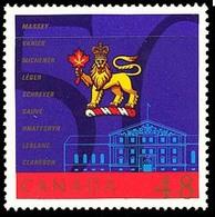 Canada (Scott No.1940 - Gouverneur Génétal Du Canada / Canadian Governors General) (o) - 1952-.... Règne D'Elizabeth II