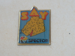 Pin's SPECTOR, FROMAGE . . ? - Other