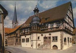 72591751 Gruensfeld Rathaus Gruensfeld - Duitsland