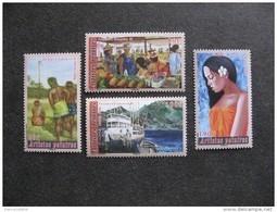Polynésie: TB Série N° 791 Au N° 794 ,neufs XX . - Neufs