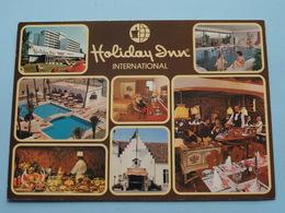 HOLIDAY INN International () Anno 19?? ( Voir Photo ) ! - Hotels & Restaurants