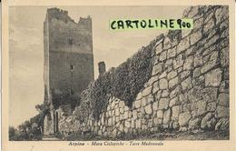 Lazio-frosinone-arpino Veduta Mura Ciclopiche Torre Medioevale Arpino - Altre Città