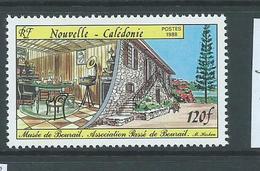 New Caledonia 1988 Museum 120 Fr Single MNH - New Caledonia