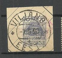 Estland Estonia 1919 Michel 11 O Viljandi (Fellin) - Estonia