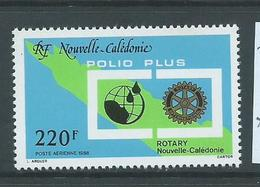 New Caledonia 1988 Rotary Polio Eradication Campaign 229 Fr Single MNH - Unused Stamps
