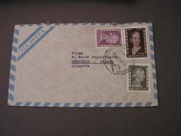 Peron Cv. 1953 - Briefe U. Dokumente