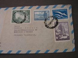 Argentina , 1958 Cv. - Briefe U. Dokumente