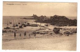29 FINISTERE - PORSPODER Le Port (voir Descriptif) - Otros Municipios