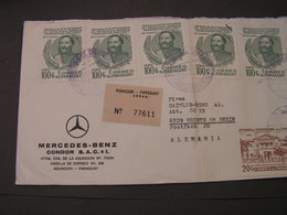 Asuncion R. Cv, Mercedes Benz 1978 - Paraguay