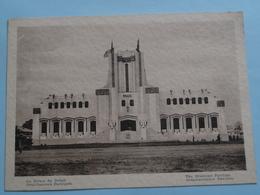 EXPO 1930 Te ANTWERPEN / The BRAZILIAN Pavilion ( Formaat 17,5 X 12,5 Cm. / Zie Foto's ) ! - Autres