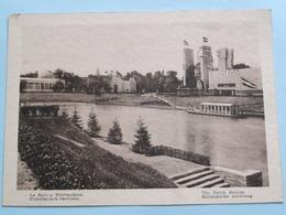 EXPO 1930 Te ANTWERPEN / The DUTCH Section ( Formaat 17,5 X 12,5 Cm. / Zie Foto's ) ! - Autres