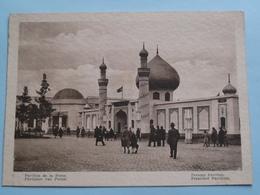 EXPO 1930 Te ANTWERPEN / PERSIAN Pavillon ( Formaat 17,5 X 12,5 Cm. / Zie Foto's ) ! - Autres
