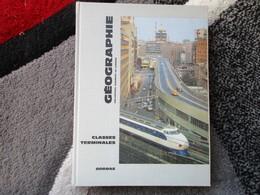 """Géographie """"Les Grandes Puissances économiques"""" (J. Bienfait, R. Froment, F. Vallas) éditions Bordas De 1968 - Books, Magazines, Comics"""