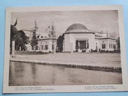 EXPO 1930 Te ANTWERPEN / ITALIAN Section ( Formaat 17,5 X 12,5 Cm. / Zie Foto's ) ! - Autres